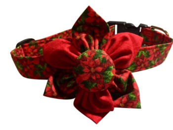 CHRISTMAS 42 BLOSSOM or BOW TIE