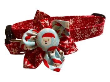 CHRISTMAS 46 BLOSSOM or BOW TIE