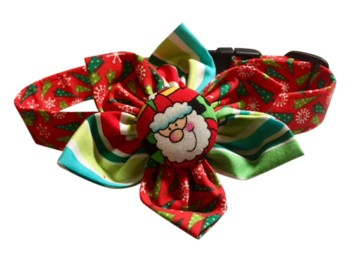 CHRISTMAS 49 BLOSSOM or BOW TIE