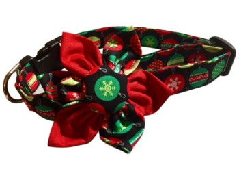 CHRISTMAS 43 BLOSSOM or BOW TIE
