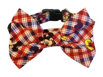 Mickey Bow Tie Collar