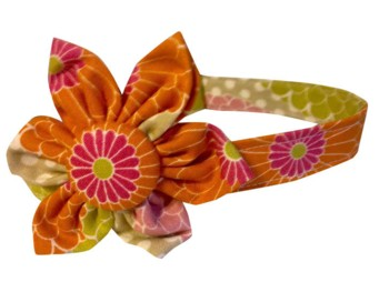 Cooley Blossom Flower Collar