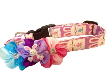 Roxy  Blossom Flower Collar