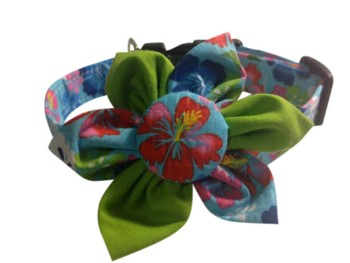 Xena  Blossom Flower Collar