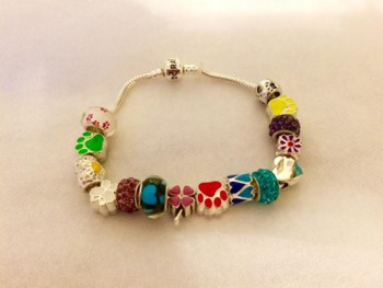 Pandora Like Bracelet 17