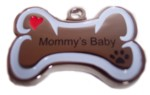 Mommy's Baby Stainless Steel Charm-