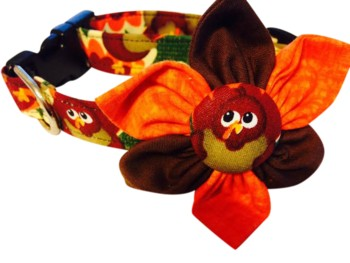 THANKSGIVING BLOSSOM or BOW TIE
