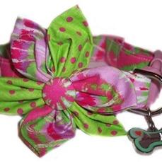 Leila Blossom or Bow Tie Collar