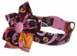 Duffy Blossom or Bow Tie Collar